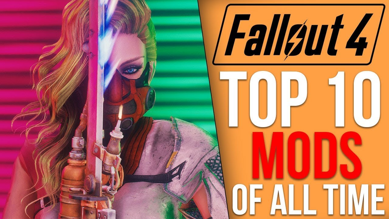 The Top 10 Fallout 4 Mods of the Past Decade thumbnail