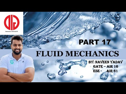 Fluid Mechanics PART 17 Velocity Potential Function And Stream Function