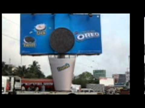 OUTDOOR ADVERTISING INNOVATION