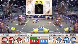 q39 first championship houston galileo subdivision