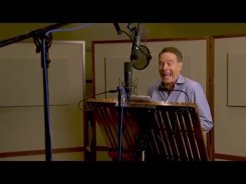 Kung Fu Panda 3: Voice Acting Behind the Scenes