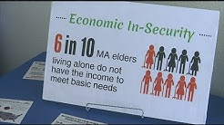 Elderly advocacy group discusses difficulties facing local seniors