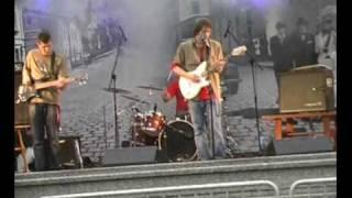 """Markolm Band """"Na Górę"""" (druga połowa utworu) Ustroń No Name 2010"""
