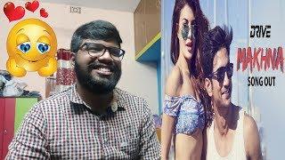 Makhna - Drive Reaction| Sushant , Jacqueline Fernandez| Tanishk Bagchi, Yasser Desai, Asees Kaur