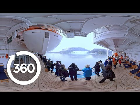 Discover Princess Alaska Cruisetours (360 Video)