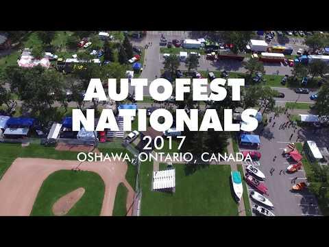 Autofest Nationals 2017 - Oshawa Ontario Canada