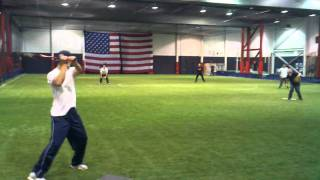 In door softball in oakland new jersey