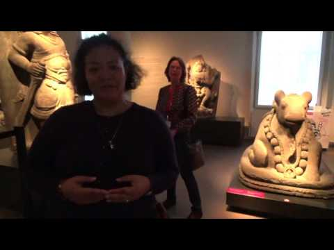 A Visit to The Museum of Ethnology at Leiden (The Netherlands) [Part 1]