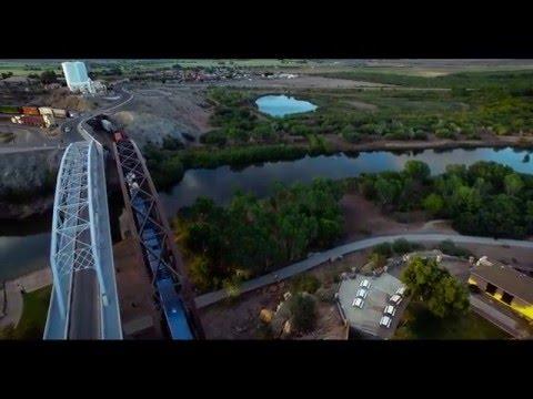 Colorado River at Yuma AZ