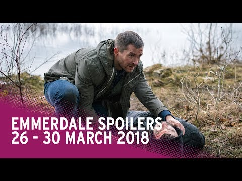 Emmerdale spoilers: 26-30 March 2018