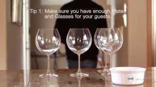 Tips For Easy Holiday Dinner Preparation