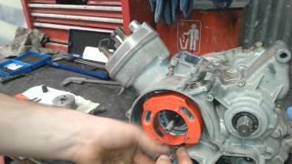 como montar y calar rotor selectra