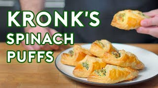 Download Binging with Babish: Spinach Puffs from The Emperor's New Groove Mp3 and Videos