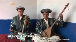 Скачать Türkmenin Türküsü Afganistan Türkmenleri TRT Avaz