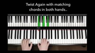 Piano Lessons - INGENIOUS way to learn Piano & Keyboard chords - 200 video piano lessons
