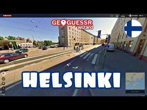 Geoguessr - World City Wednesdays #7 - Helsinki!