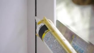 How to Replace Window Seals & Caulking : Caulking Tips