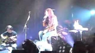 陳綺貞 Cheer Chen 4/4/09 Concert- Part 22 - 距離 distance