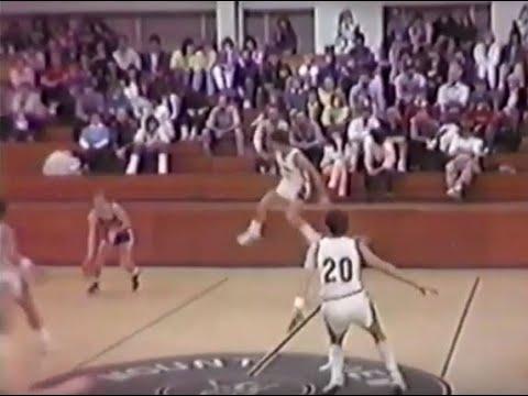 Belfast at Mount View -- Maine high school boys basketball -- December 2, 1986