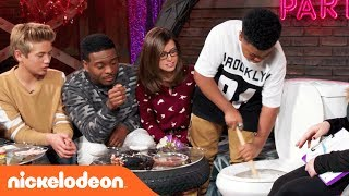 Game Shakers: The After Party | War and Peach 🍑 | Nick