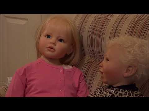 Reborn Child DeLacey's Magic Memories Sunday: Icky's Birthday.