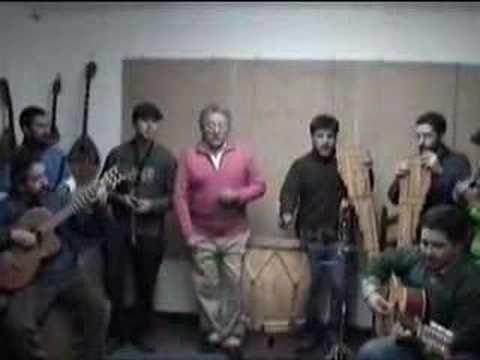 Max Berrú y Amaru en Concierto éste 31 de Mayo del 2007