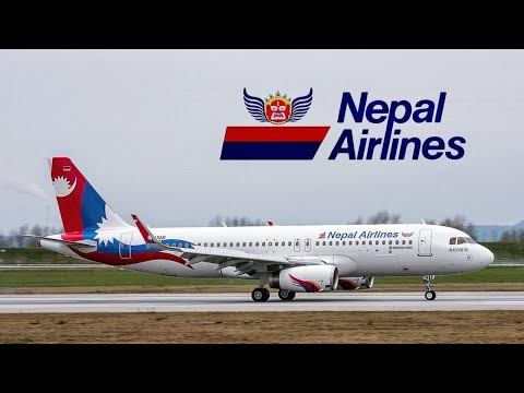Nepal airlines funny English