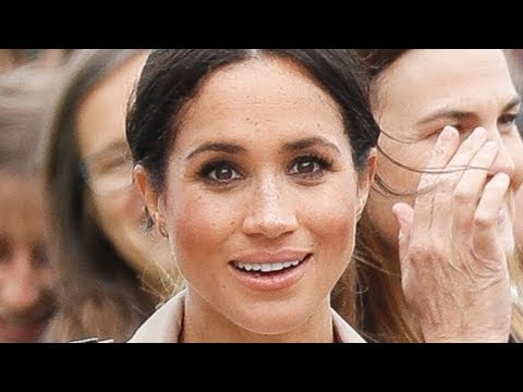 The Unflattering Nickname The Press Has Given Meghan Markle
