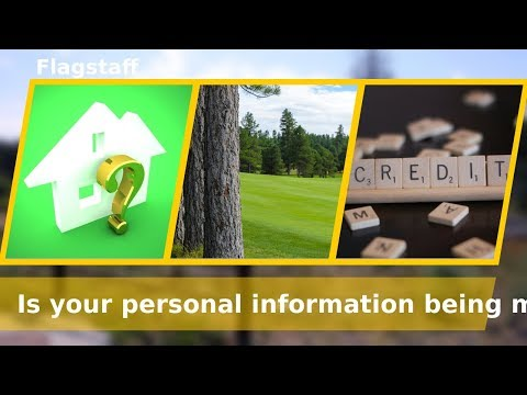 Consumer Credit/Flagstaff Arizona/Your Personal Info is At Risk/Credit Company