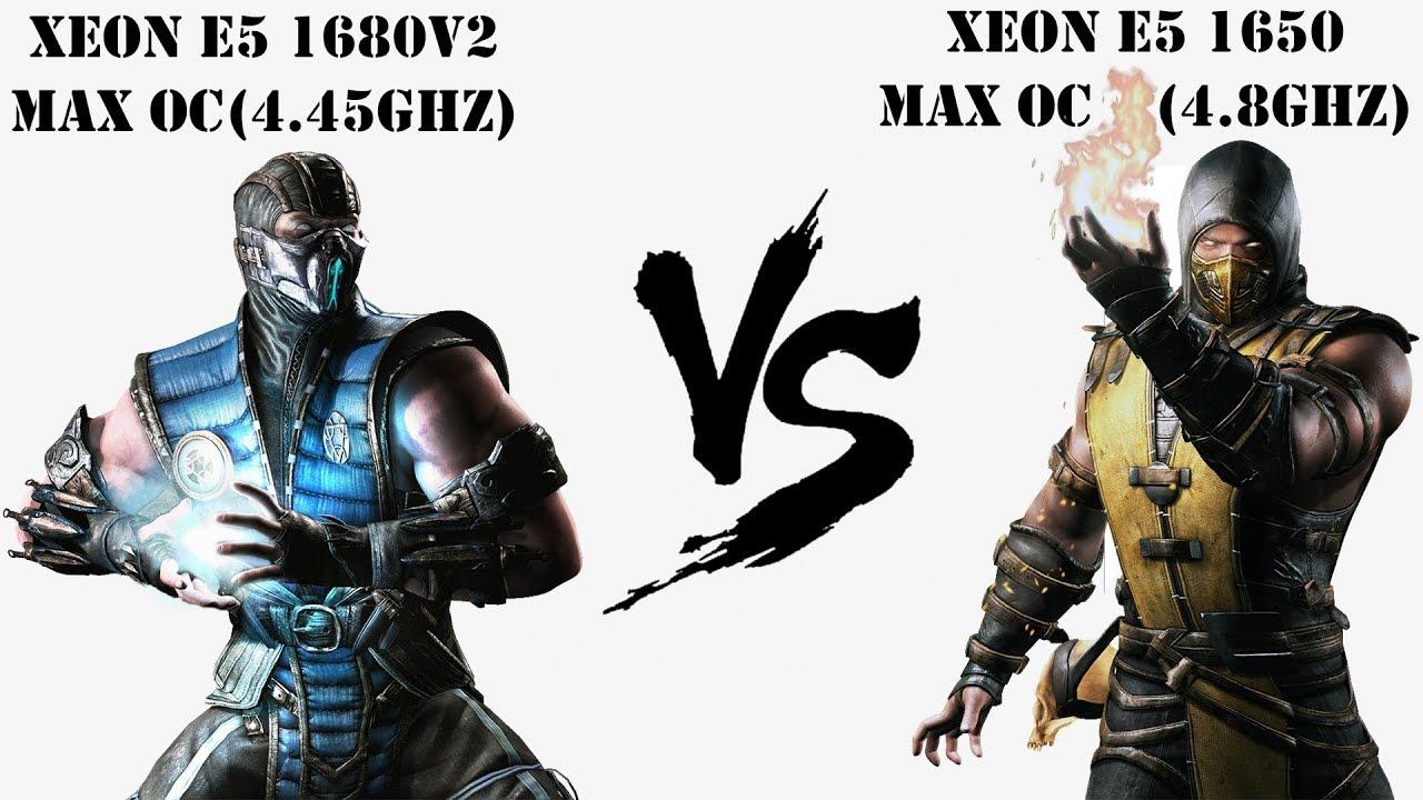 Самый уникальный процессор, против народного, сокет 2011. Xeon E5 1680v2 vs E5 1650. MAX OC
