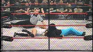 Lockdown 2008: Gail Kim & ODB vs. Awesome Kong & Raisha