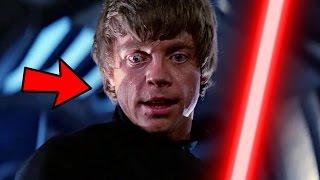 La Terrible Historia de Como Luke Skywalker Cayó al Lado Oscuro - Star Wars