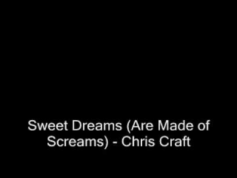 *COVER* Sweet Dreams (Are Made of Screams) - Chris Craft