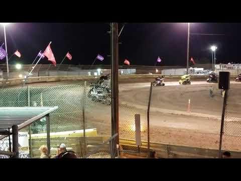 Lemoore Raceway Restriced 600 9/23/17 Main Event