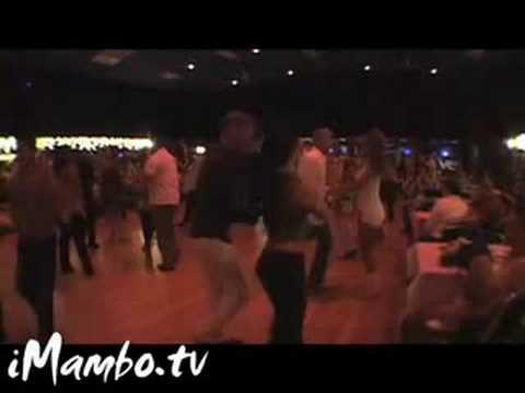 Carlitos and Cyra Salsating at the Miami Blitz 08