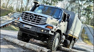 2019 Mercedes Zetros - Off-Road Testing