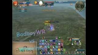 BadboyWR vs Wheelman Invasion PW