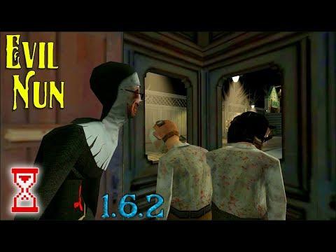 Улетел с Монахиней на воздушном шаре | Evil Nun 1.6.2