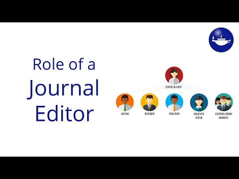 The complex role of a journal editor