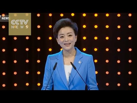 Beijing bidding committee's presentation: a renowned former CCTV host