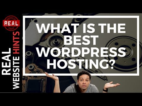 Web Hosting Review | What is the best WordPress hosting? - How To Make A Website #2
