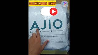 First product from A JIO shop share my experience #short #shortvideo #ajiosale screenshot 5