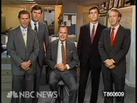 The Bush Family Legacy - www.NBCUniversalArchives.com