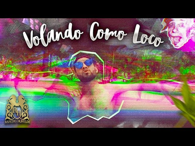 Erre Hache - Volando Como Loco [Official Video]