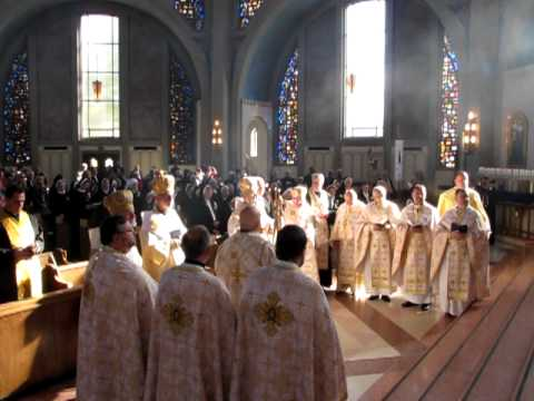 Video 1 - Sisters of the Order of St. Basil the Great - Centennial