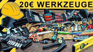 GESCHENKTIPPS! WERKZEUG BIS 20,-€ | WERKZEUG NEWS #30