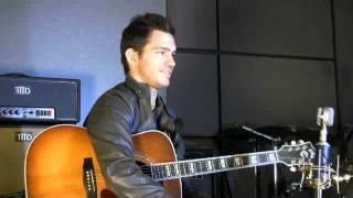 Andy Grammer - Interview part 2 (Last.fm Sessions)
