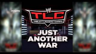 "WWE: ""Just Another War"" (Tables, Ladders & Chairs) [2012] Theme Song + AE (Arena Effect)"