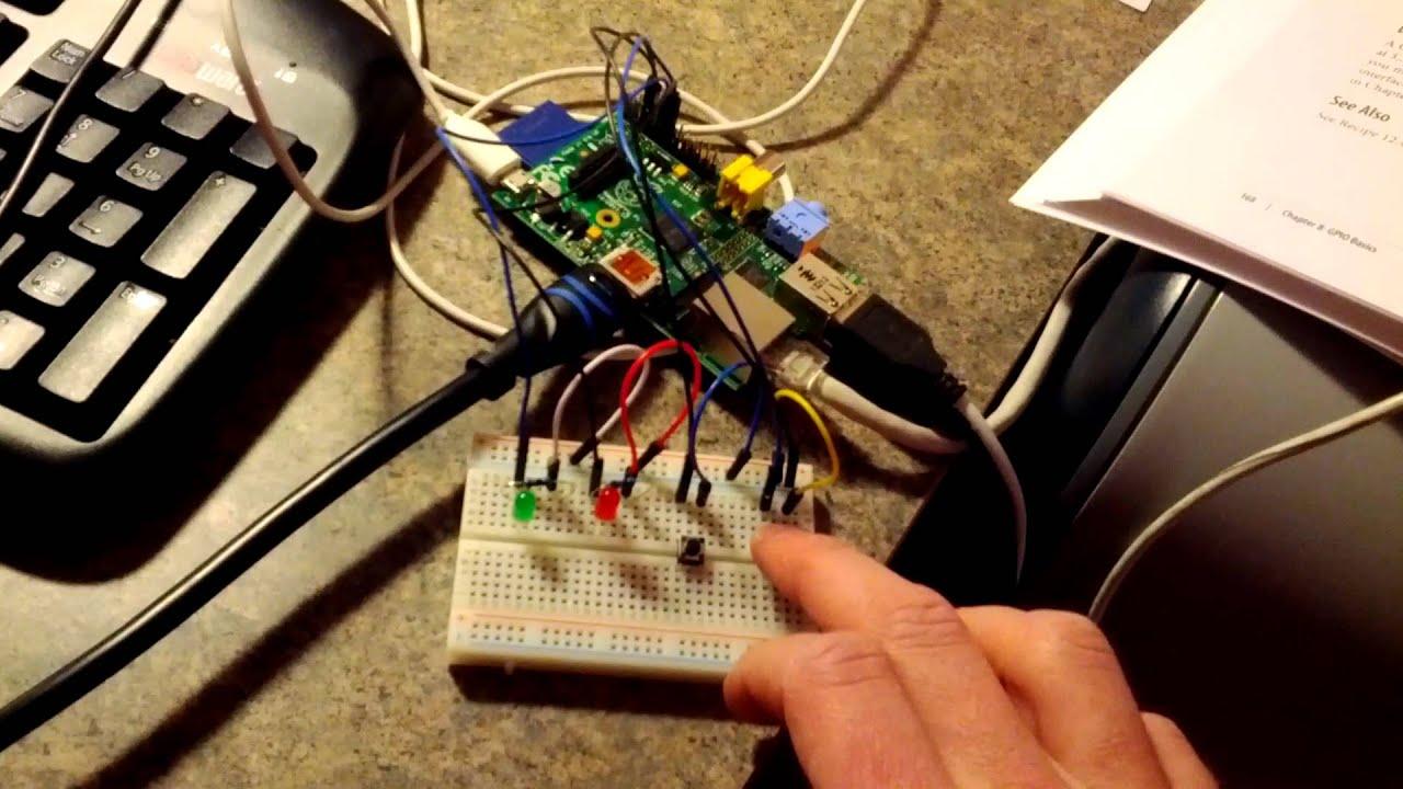 Raspberry Pi Buzzer Prototype Youtube Game Show Circuit