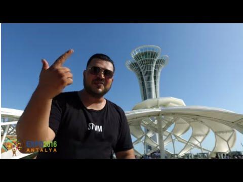 Yener Çevik - ''EXPO ŞARKISI'' ÇOCUKLAR ÇİÇEKTİR ( EXPO2016 ANTALYA )